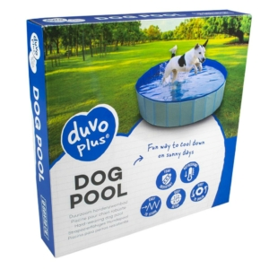 DUVO + bazen za kućne ljubimce Dog pool 80 x 30 cm